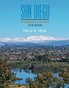 "The fifth edition of ""San Diego: An Introduction to the Region"" by Philip Pryde"