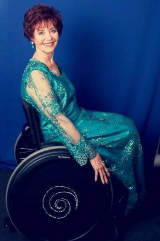 Beverly Weurding (Courtesy of Wheelchair Dancers Organization)