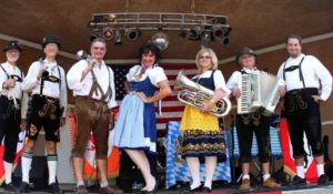The Bavarian Beer Garden Band perform on Saturday, Oct. 1 and Sunday, Oct. 2 (Facebook)