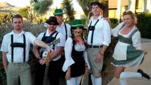 Kalifornia Krauts perform on Saturday, Oct. 1. (Facebook)