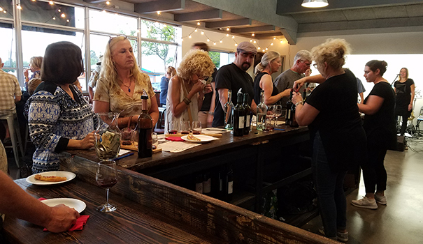 Wine Works expands tasting room possibilities