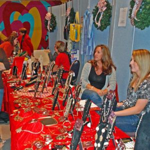 In addition to being able to purchase charitable gifts, traditional trinkets like jewelry will be on sale at the Alternative Christmas Fair. (Courtesy of La Mesa First United Methodist Church)