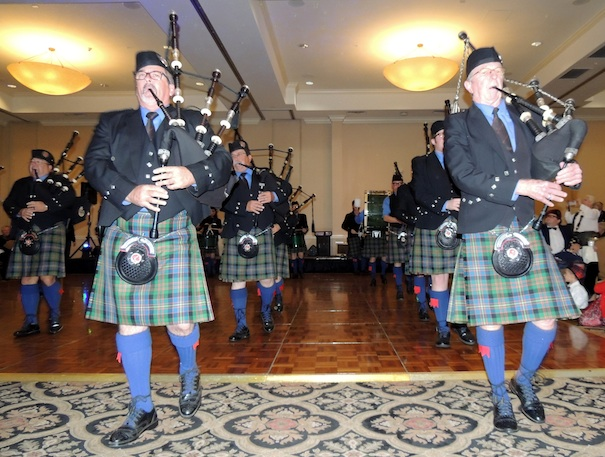 World-class pipe band makes its home at Helix High School