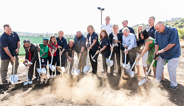 Boys & Girls Clubs of East County breaks ground on La Mesa clubhouse