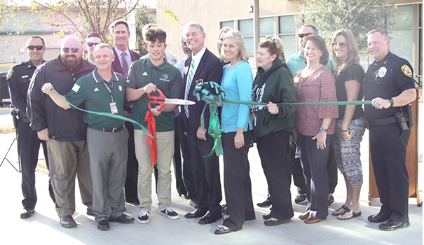 Helix Charter School cuts ribbon on new facilities