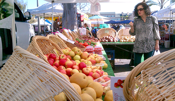 Friday farmers market moves to the Village