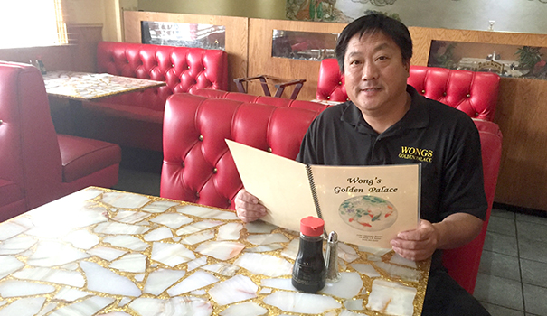 Iconic Chinese restaurant rebounds from fire